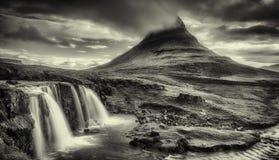 Kirkjufell Photo libre de droits