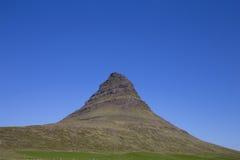 Kirkjufell Image stock