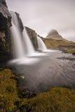 Kirkjufell Στοκ φωτογραφία με δικαίωμα ελεύθερης χρήσης