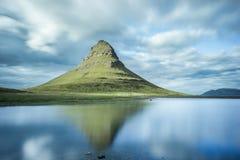 Kirkjufell Στοκ Εικόνα