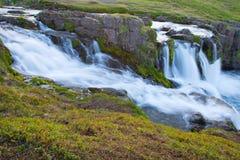 Kirkjufell, Snaefellsnes peninsula, Iceland Stock Images