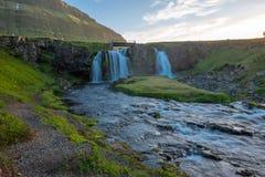 Kirkjufell, Snaefellsnes peninsula, Iceland Royalty Free Stock Photography