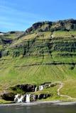 Kirkjufellsfoss Royalty Free Stock Image