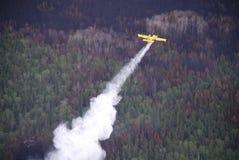 Kirkland Lake Fire royaltyfria bilder