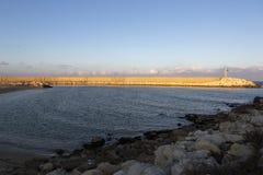 Free Kirklareli Turkey Igneada Harbor, Fishing Boats, Sunset And The View Of The Harbor And Close Above Stock Photo - 164248770