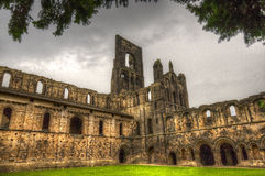 Kirkstall Abbey. Royalty Free Stock Photo