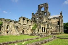 Kirkstall Abbey, Leeds, UK Royalty Free Stock Photo