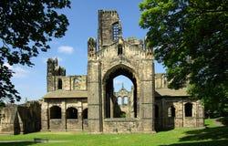 Kirkstall Abbey, Leeds, UK Stock Images