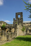 Kirkstall Abbey, Leeds, UK Royalty Free Stock Photo