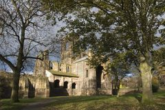 Kirkstall Abbey November 2006 Royalty Free Stock Photos