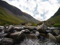 Kirkstone passerande, Cumbria Arkivbilder