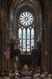 Kirkwall cathedral Stock Images
