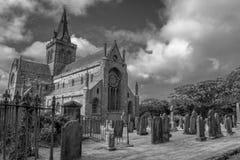 Kirkwall Szkocja Obraz Stock