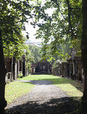 Kirkyard Greyfriars Stock Images