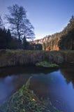 kirnitzchflod Fotografering för Bildbyråer