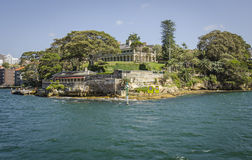Kirribilli House from the Stock Photography