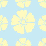 Kirschblüte blüht nahtlosen Musterhintergrund vektor abbildung