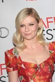 Kirsten Dunst Royalty Free Stock Photo