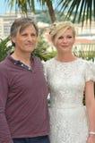 Kirsten Dunst & Viggo Mortensen Royalty Free Stock Image