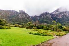 """Kirstenbosch botaniska trädgårdar i Cape Town †""""Sydafrika royaltyfri bild"""