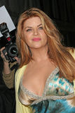 Kirstie Alley royaltyfria foton