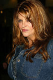 Kirstie Alley Stock Photo
