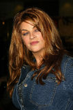 Kirstie Alley Stock Image