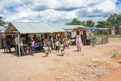 Kirumbi in Tanzania Royalty Free Stock Image