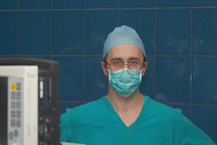 kirurg Arkivfoto