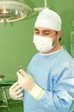 Kirurg 4 Arkivbild