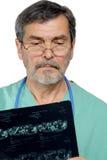 kirurg för doktorsmd-läkarundersökning Royaltyfri Foto