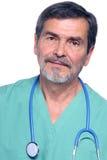 kirurg för doktorsmd-läkarundersökning Arkivbilder