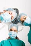 kirurgar Arkivfoton
