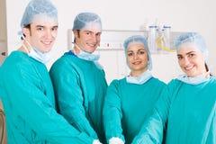 kirurgar Arkivbild