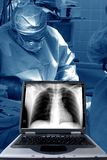 kirurgi Fotografering för Bildbyråer