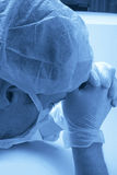 Kirurgi manipulerar att be Arkivfoto