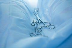 kirurgiska instrument Royaltyfri Fotografi