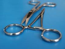 kirurgiska instrument Royaltyfria Bilder