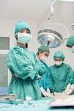 kirurgiskt lag royaltyfri foto