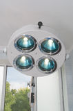 Kirurgiskt ljus Fotografering för Bildbyråer