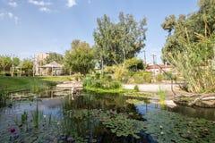 Kiryat Sefer公园 免版税库存图片