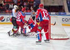 Kiselevich Β (55) υπερασπίστε την πύλη στοκ φωτογραφία με δικαίωμα ελεύθερης χρήσης