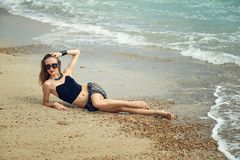 Kishcnenko Natalia Royaltyfri Foto