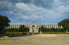 Kishinev, center of the city Stock Images