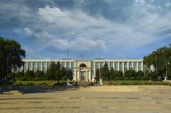 Kishinev, centro della città immagini stock