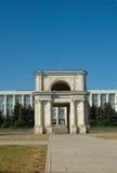 Kishinev, centro della città immagine stock