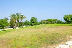 Kishon Park, Haifa Royalty Free Stock Photos