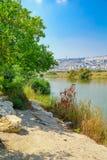 Kishon Park, Haifa Stock Photo