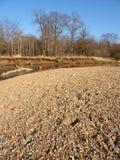 Kishwaukee River in Illinois Royalty Free Stock Photo