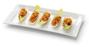 Kisir, bulgur salad, turkish food Royalty Free Stock Image